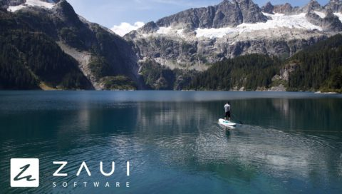 Zaui Tourism Software - Stand Up Paddle - BC