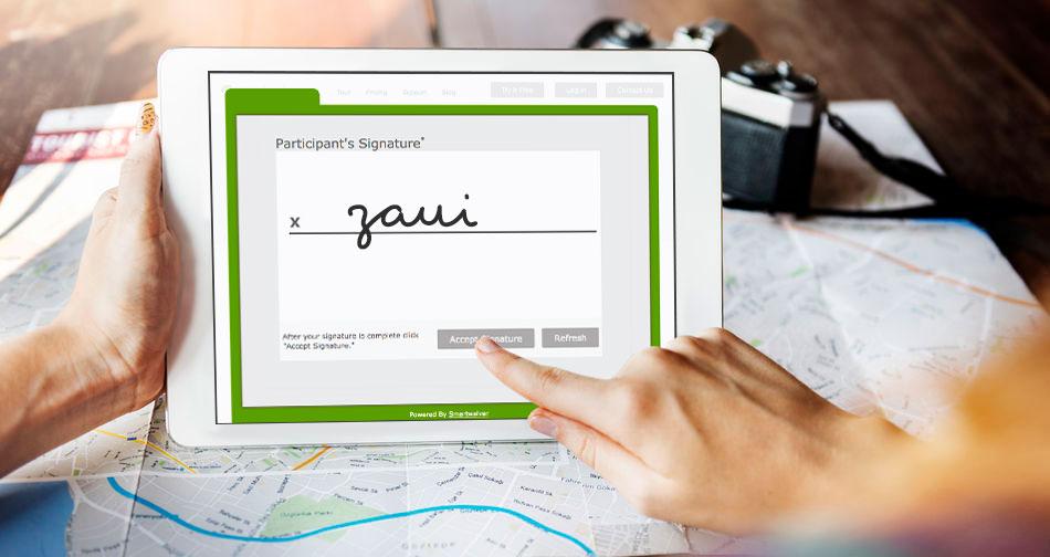 Smartwaiver Integrates with Zaui