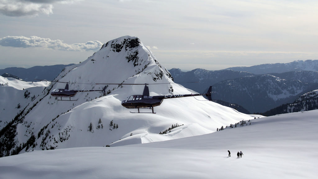 Heli-Logic Inventory Management - SKY Mountain Helicopter