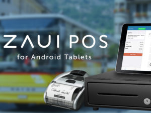 Zaui POS for Android (Available Now)