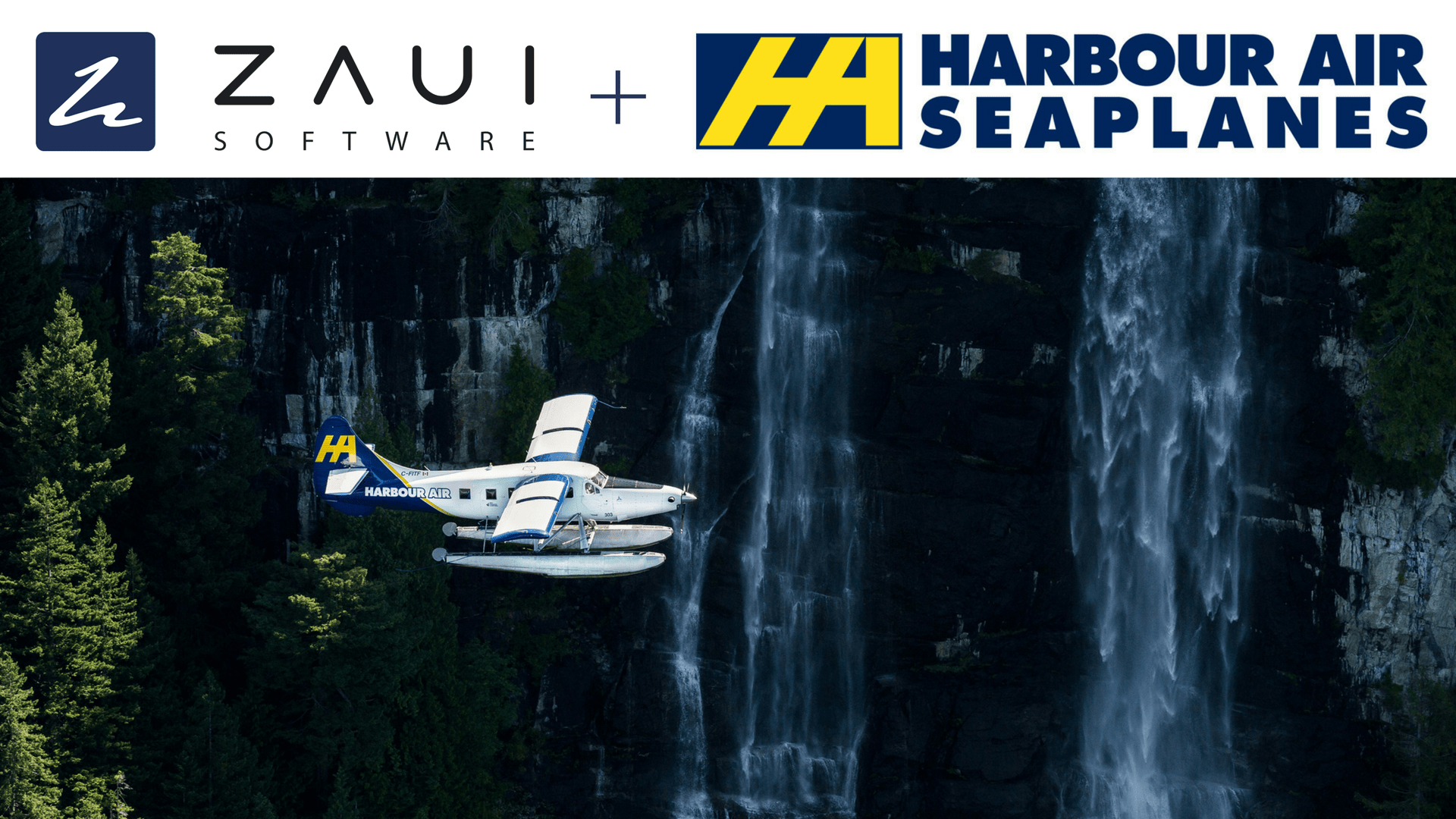 Zaui Software and Harbour Air Direct Integration