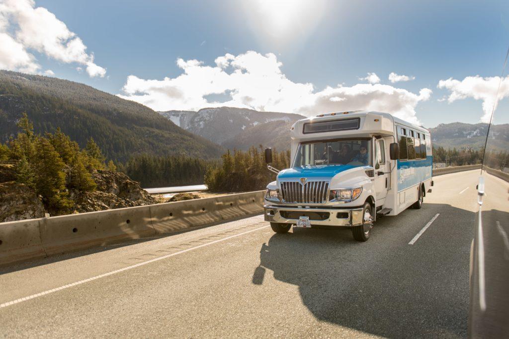 Zaui tour operator blog - Landsea Tours & Adventures - Tour Bus
