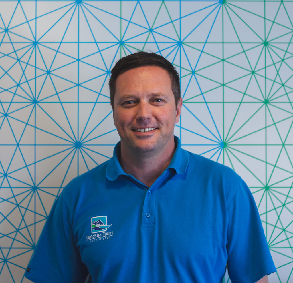 Kevin Pearce - President, Owner and Leader of Landsea Tours & Adventures