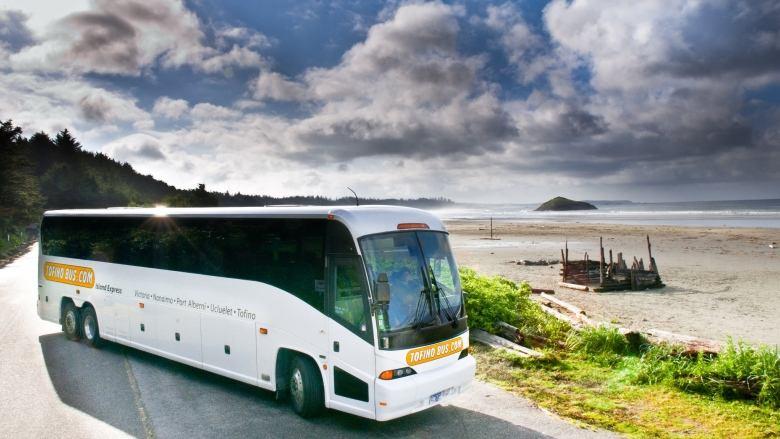 Zaui Software Bus Company Tofino Bus - Vancouver Island, BC