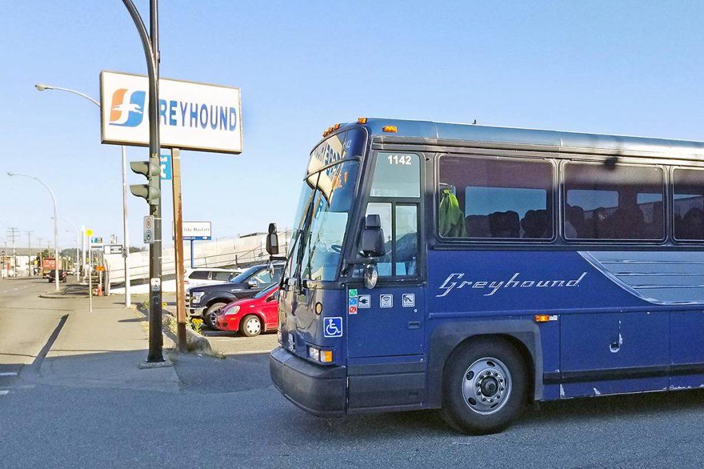 Greyhound Bus Closes bringing opportunity for Transportation Sector