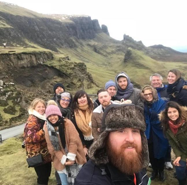 Zaui Tourism Software - The Hairy Coo in Edinburgh Scotland