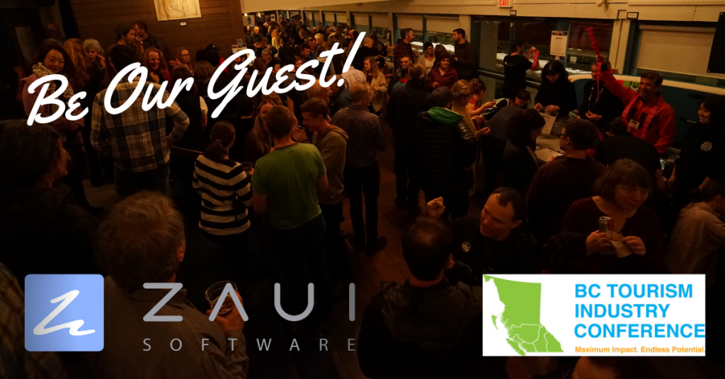 Zaui Software at the BC Tourism Conference