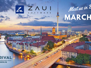 Meet us at Arival in Berlin!
