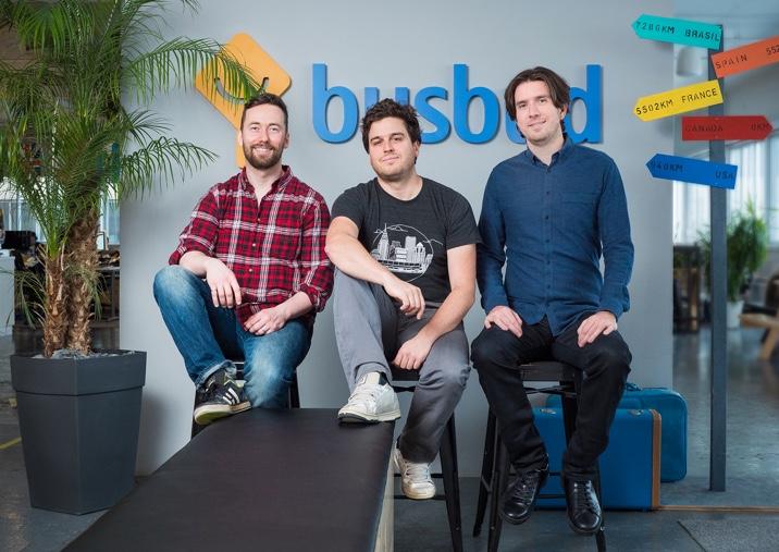 Zaui Software - Busbud - Management team