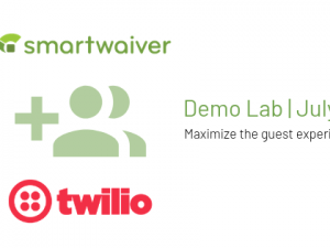 Zaui Demo Lab: Smartwaiver and Twilio Integrations