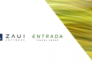 Zaui Announces Strategic Partnership with Entrada Travel Group