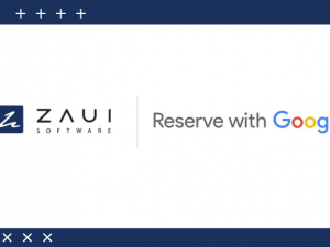 Zaui Software Partners with Reserve with Google
