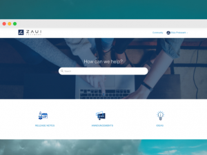 Getting Zaui Savvy: Say Hello to Our New Knowledge Base 🎓