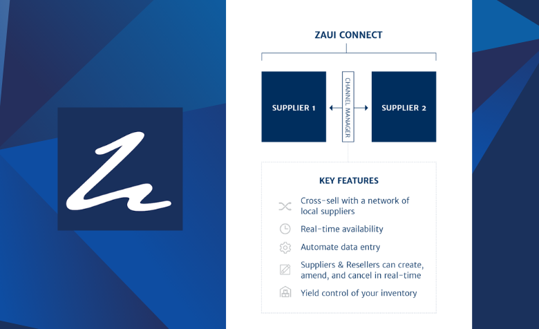 Zaui Connect to help you resell in your local market