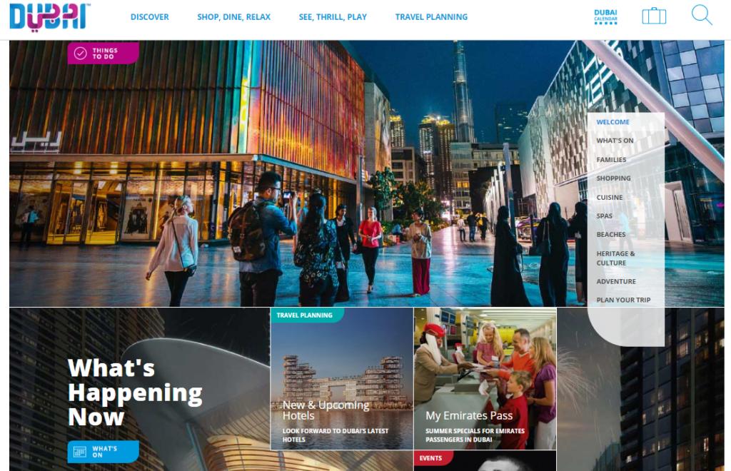dubai-tourism-website